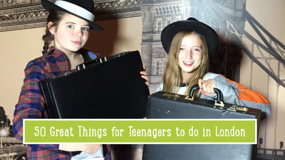 50 Great things for Teenagers