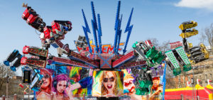 Irwin's Funfairs - 50 Things to Do With Teens