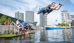 WakeUp Docklands Kidrated 15 Things To Do With Active Kids