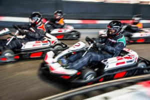 TeamSport Karting as featured in 50 things for teenagers to do in London