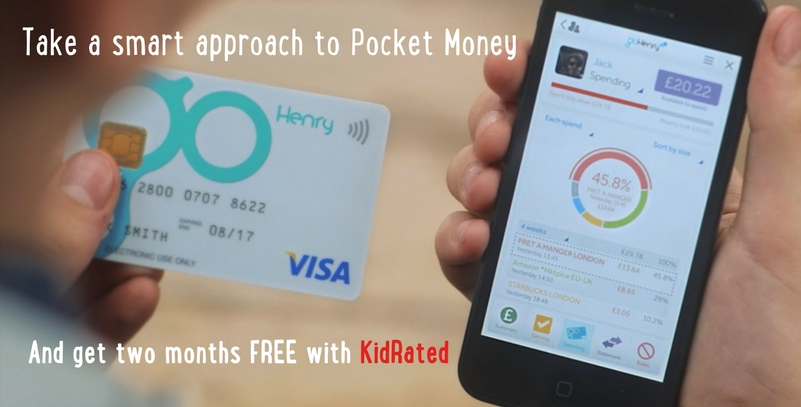 Take a smart approach to Pocket Money with goHenry