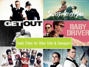 Best films for teenagers and kids on KidRated