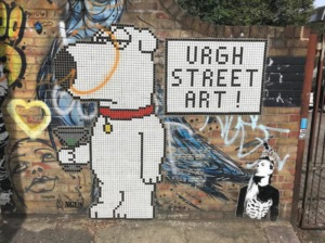 Camden Street Art Kidrated