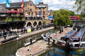 Regent's Canal Camden Kidrated