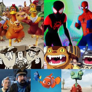 Jack's pick of must see-animated movies