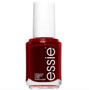 picture of essie 50 Bordeaux Dark Red Nail Polish