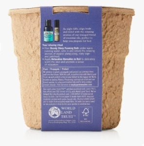 Neal's Yard Remedies Relax Prepare for Bed Skincare Gift Set