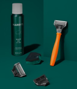 Limited edition Harry's Christmas gift set