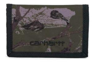 Carhartt Wallet Unisex Camo Tree Green Camouflage