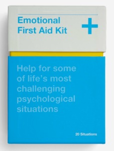 an emotional kit for some of life's most challenging psychological situations.