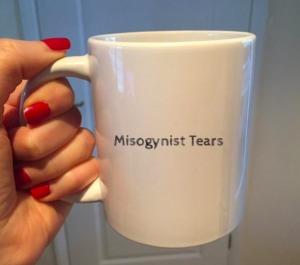 Misogynists Tears Mug