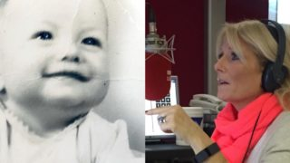 Gaby Roslin - Baby and Adult