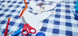 Easter Crafts at Little Angel Theatre