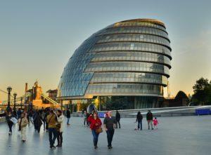 City Hall, Central London