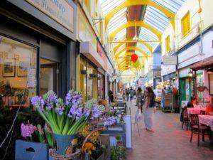 Brixton Market, South London
